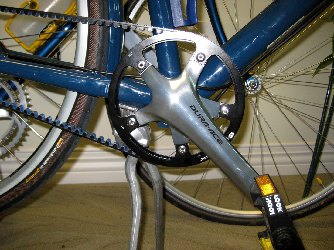Road Cranks On Track Bike Chainline Bike Forums